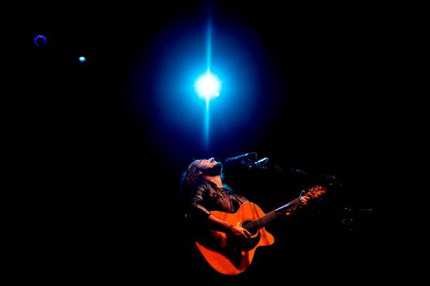ESP: Andres Suarez Concert In Burgos