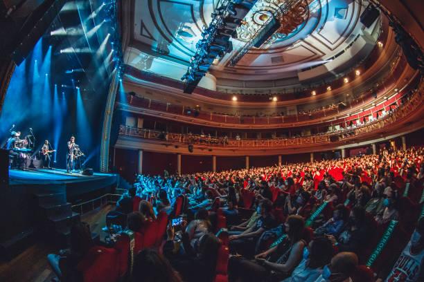 ESP: Cepeda Concert In Madrid