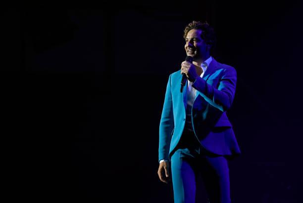 ESP: David Bisbal Concert In valencia