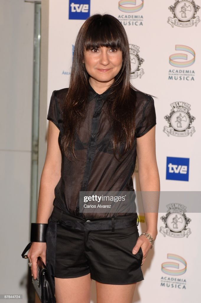 Spanish Music Awards : News Photo