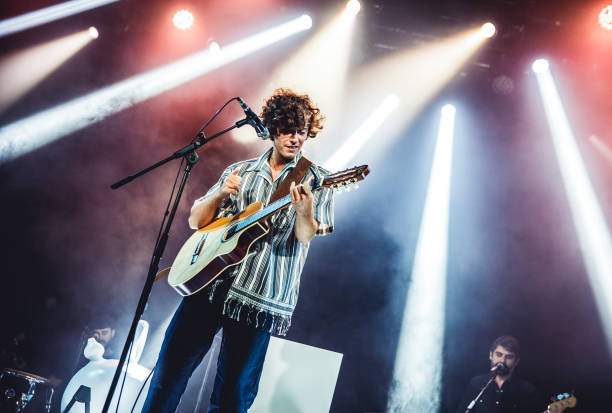 ESP: Guitarricadelafuente Concert In Madrid