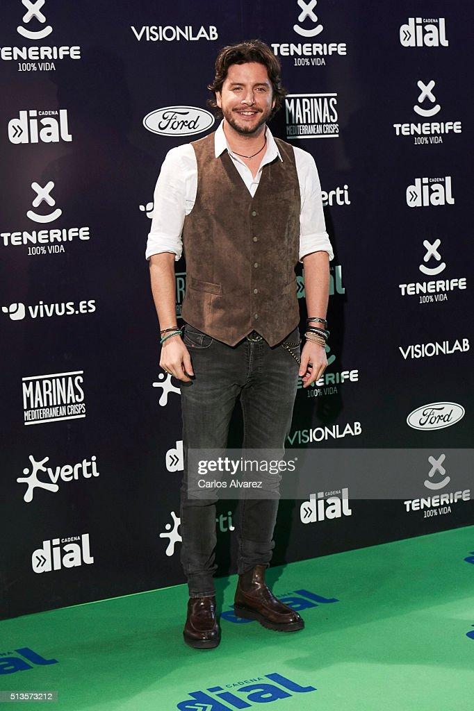Cadena Dial Awards in Tenerife - Red Carpet