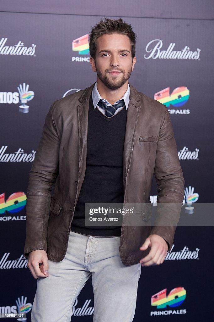 '40 Principales Awards' 2012 - Photocall : News Photo
