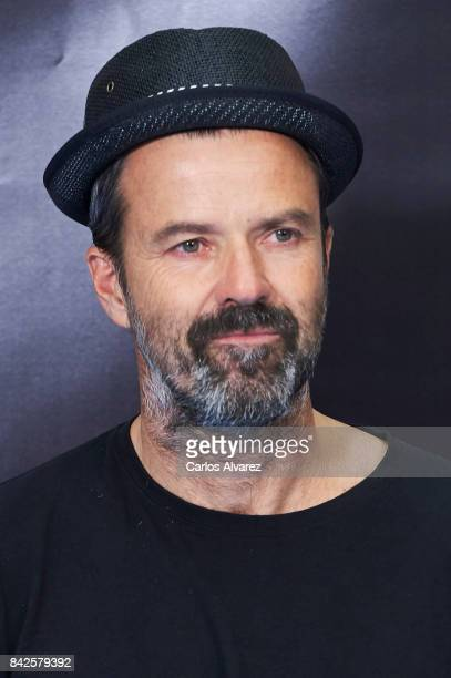 Spanish singer Pau Dones attends 'Estoy Vivo' photocall during the FesTVal 2017 at the Palacio de Congresos on September 4 2017 in VitoriaGasteiz...