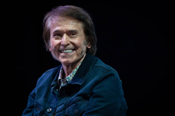ESP: Raphael Celebrates 60 Years Of Career With  A Meeting With Fans In Madrid