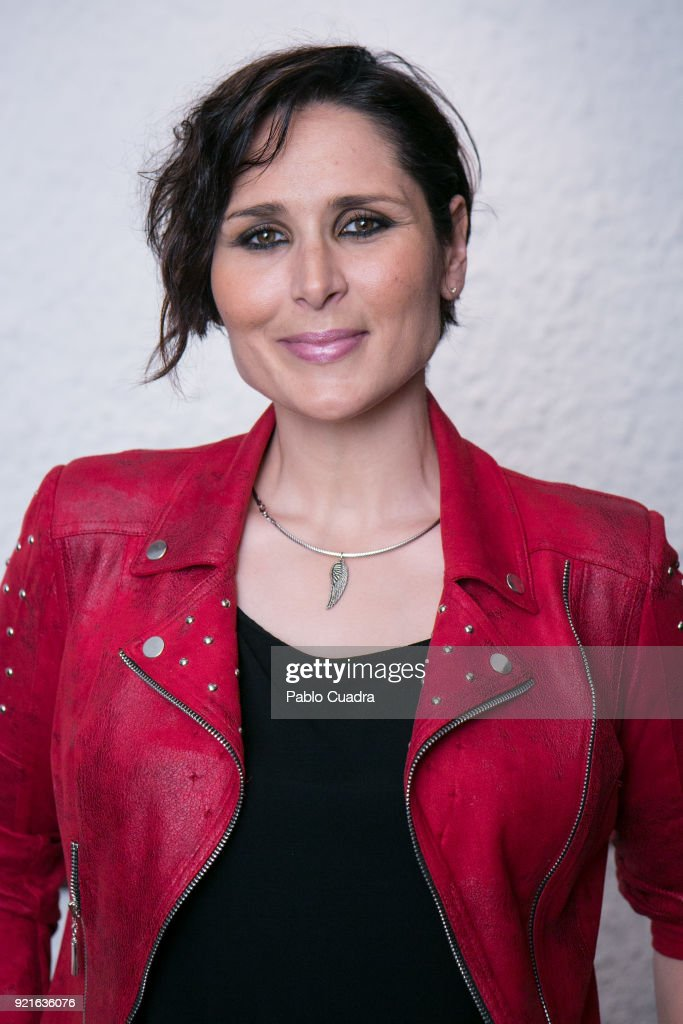 Spanish singer Rosa Lopez attends the 'Pata Negra' awards at the Corral de la Moreria club on February 20, 2018 in Madrid, Spain.