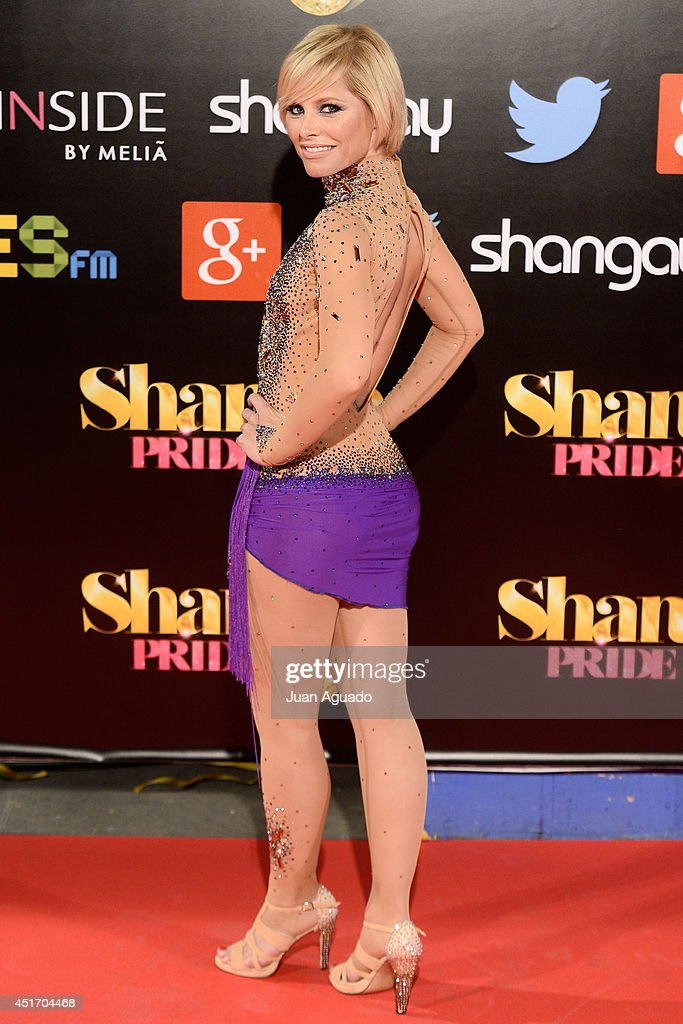 Shangay Pride Madrid Photocall 2014