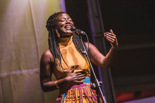 "ESP: ""Conciencia Afro"" Festival At Matadero Madrid"