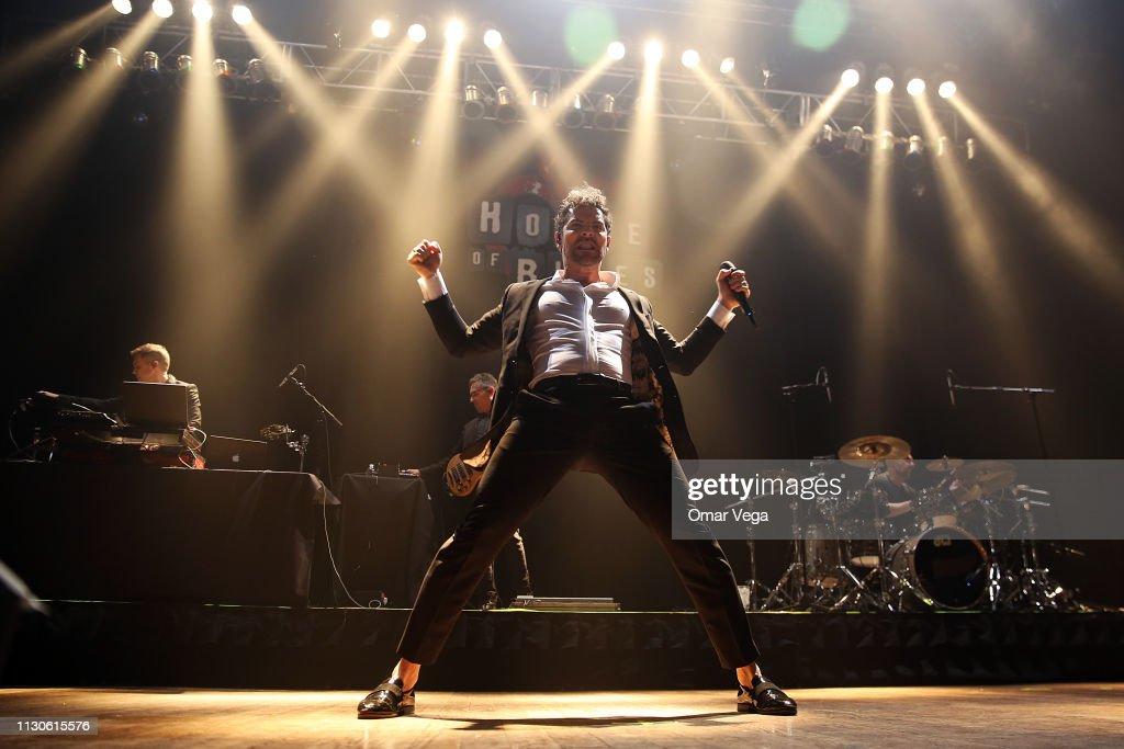 TX: David Bisbal In Concert - Dallas, TX