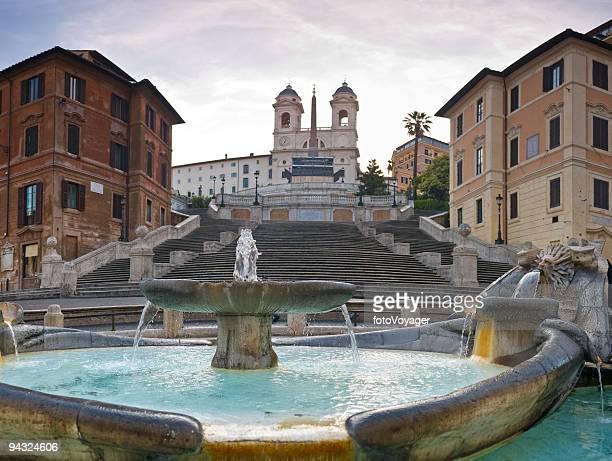 piazza di spagna, roma - roma città foto e immagini stock