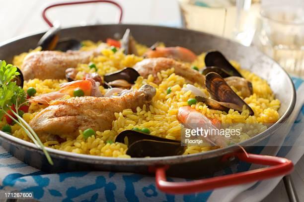 Espanhol imagens: Paella