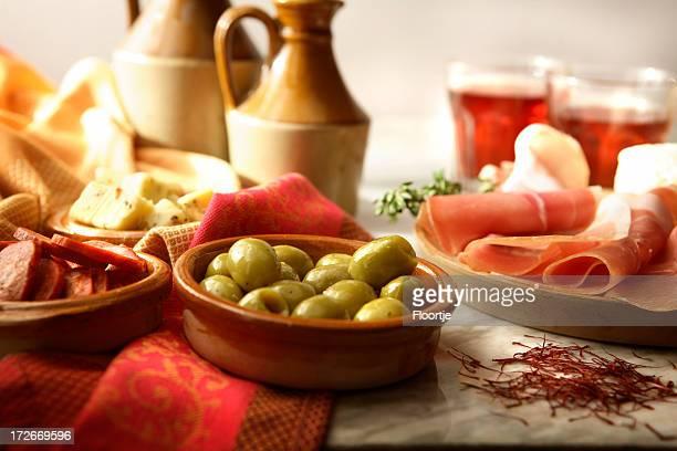 Spanish Stills: Tapas -