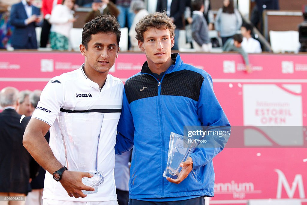 Estoril Open Tennis final : News Photo