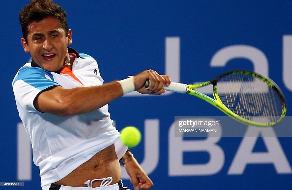 TENNIS-UAE-MUBADALA : News Photo