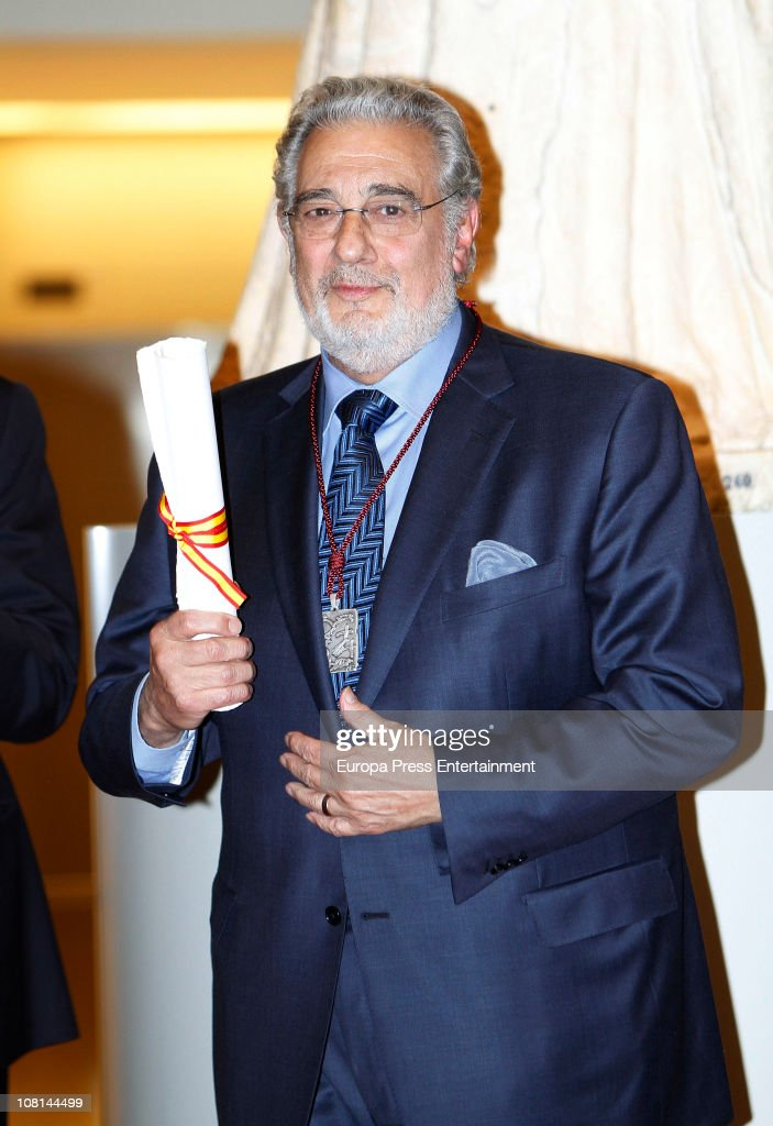 In Profile: Placido Domingo