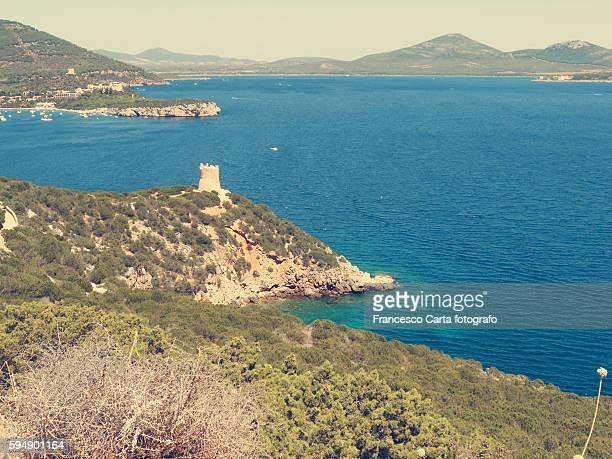 Spanish Tower inl Capo Caccia