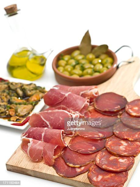 spanish typical tapas - spanish culture stock pictures, royalty-free photos & images