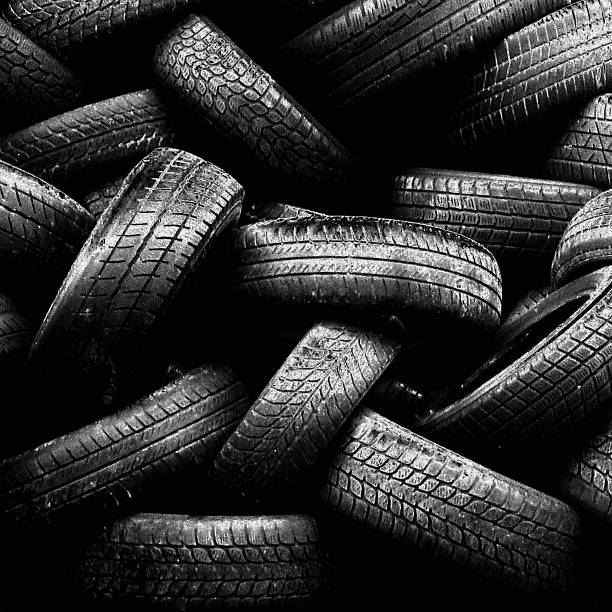 Spare Tires Wall Art