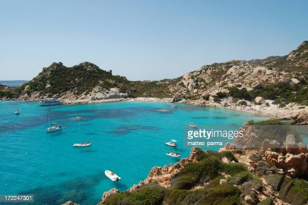 Spargi Plage in Sardinia