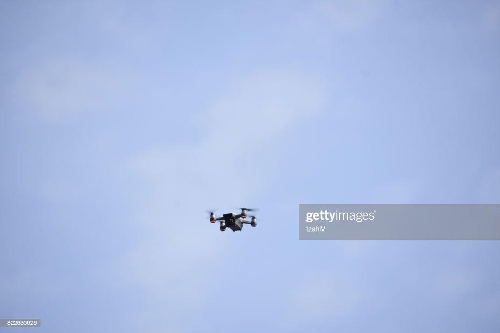Spark, a mini drone - DJI : Stock Photo