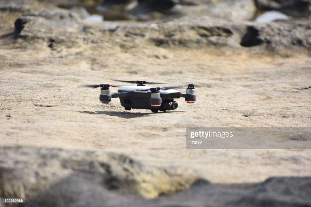 Spark, a mini drone - DJI : Stock Photo