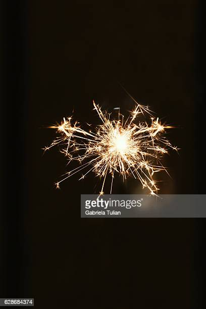 Sparkler - New Year's Eve