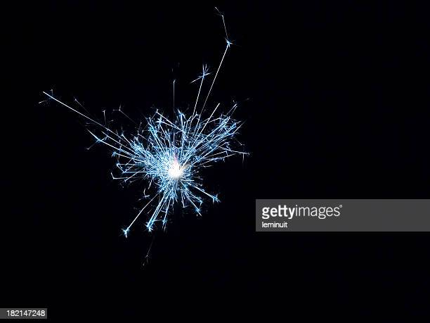 sparkler - flicker stock pictures, royalty-free photos & images