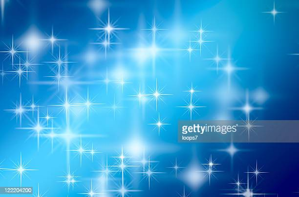 sparkles - star shape stock pictures, royalty-free photos & images
