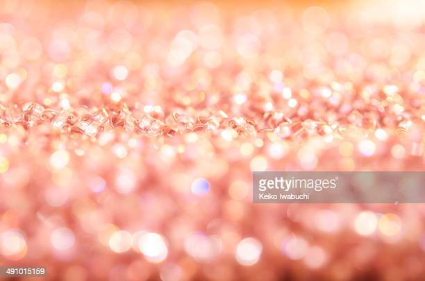 Sparkling abstract bokeh