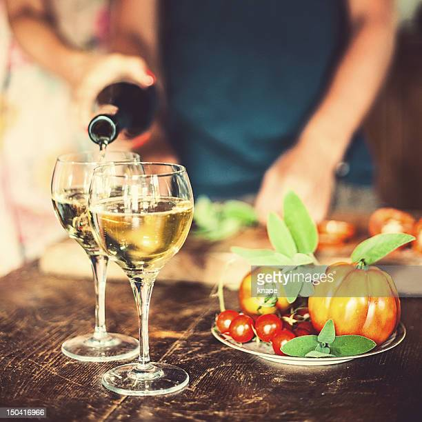 sparkling wine - prosecco stock pictures, royalty-free photos & images