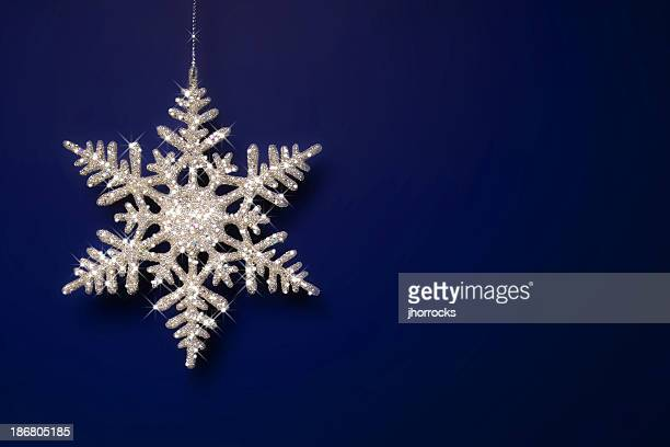 Sparkly Snowflake
