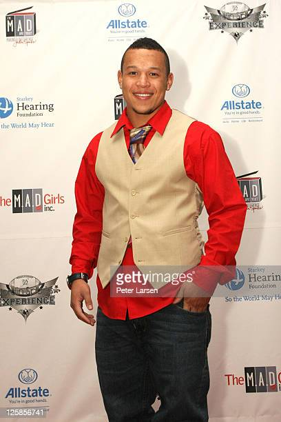 PJ Sparks attends The 4th Annual Jordin Sparks Super Bowl Experience on February 2 2011 in Arlington Texas
