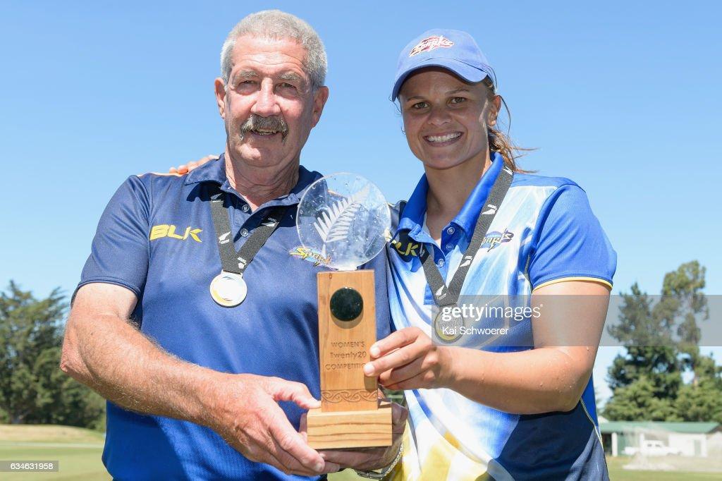 Womens T20 Final - Canterbury Magicians v Otago Sparks