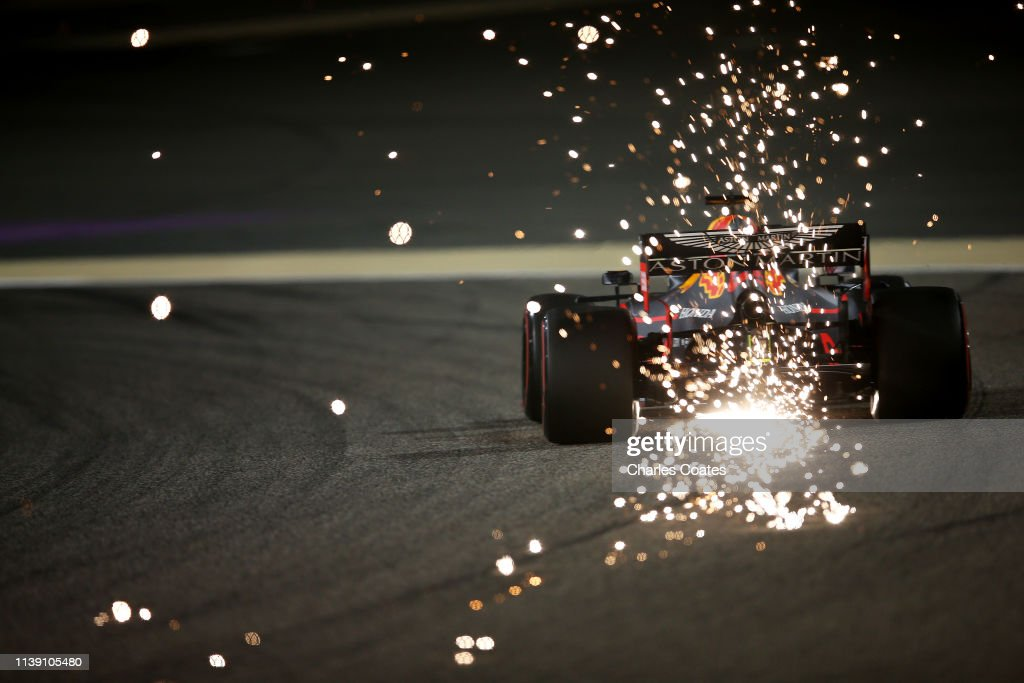BHR: F1 Grand Prix of Bahrain - Practice