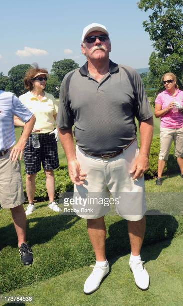Sparky Lyle attends Joe Torre Safe At Home Foundation 2013 Golf and Tennis Classic at Sleepy Hollow Country Club on July 17, 2013 in Scarborough, New...