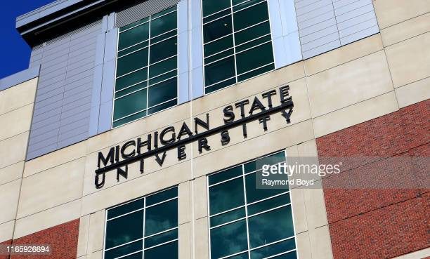 Spartan Stadium annex at Michigan State University in East Lansing Michigan on July 30 2019