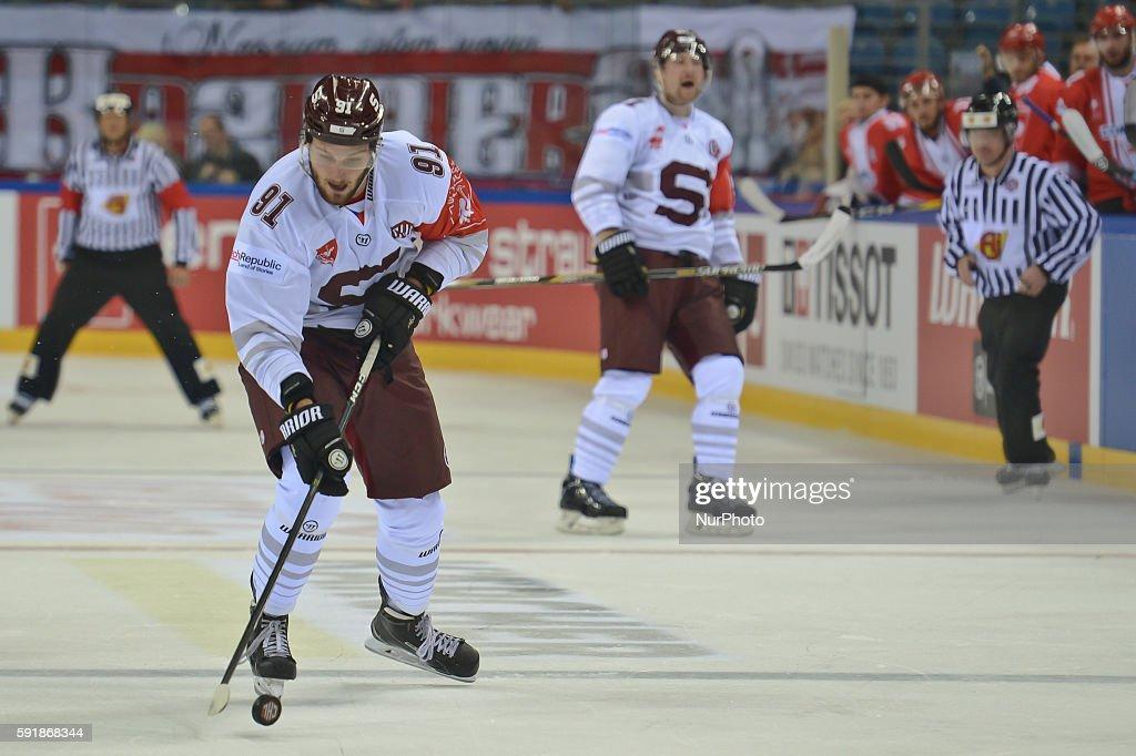 Cracovia v Sparta - Champion League Hockey