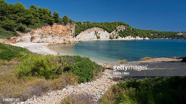 Spartines beach, Alonissos
