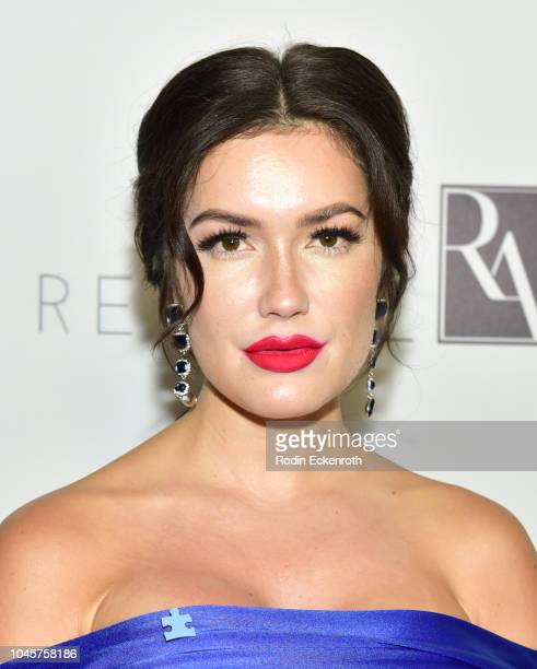 Sparxx attends the 2018 Autism Speaks Into The Blue Gala at Beverly Hills Hotel on October 4 2018 in Beverly Hills California