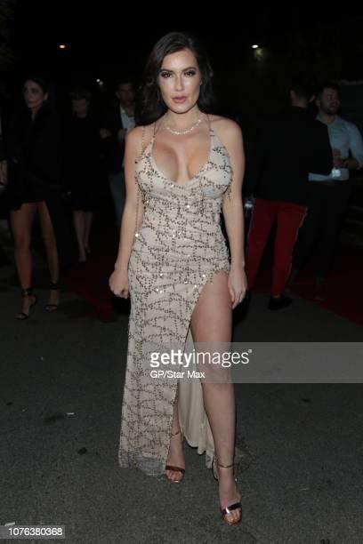 Sparxx is seen on December 31 2018 in Los Angeles CA