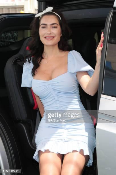Sparxx is seen on June 30 2019 in Los Angeles