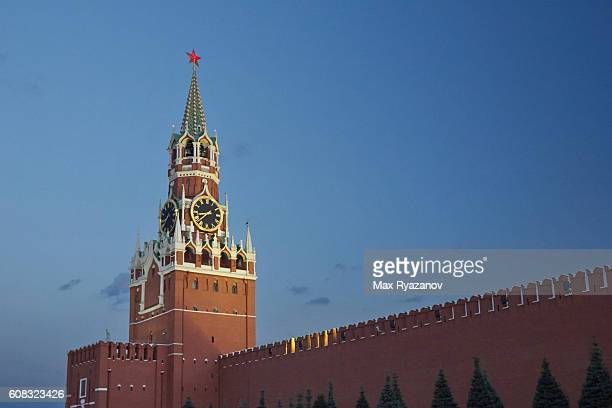 Spasskaya Tower, Moscow