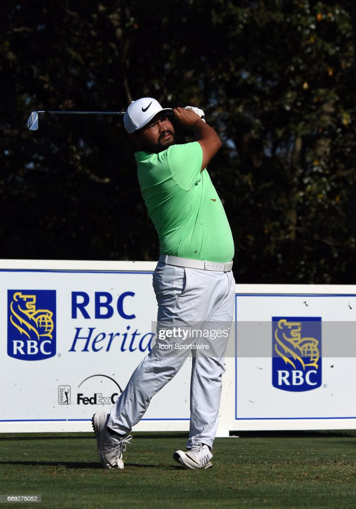Golf apr 16 pga rbc heritage final round pictures getty images jj spaun during the final round of the rbc heritage presented by boeing golf tournament on publicscrutiny Images