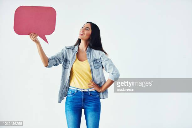 speak for those who are too afraid - placard stock pictures, royalty-free photos & images