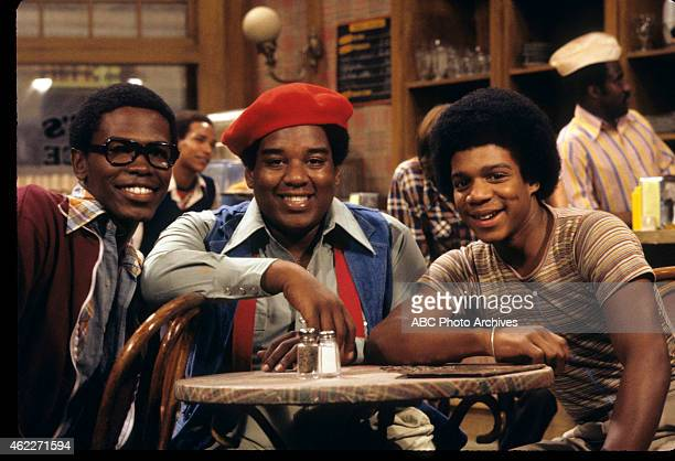 "Speak for Yourself, Dwayne"" - Airdate: November 27, 1976. L-R: ERNEST THOMAS;FRED BERRY;HAYWOOD NELSON"