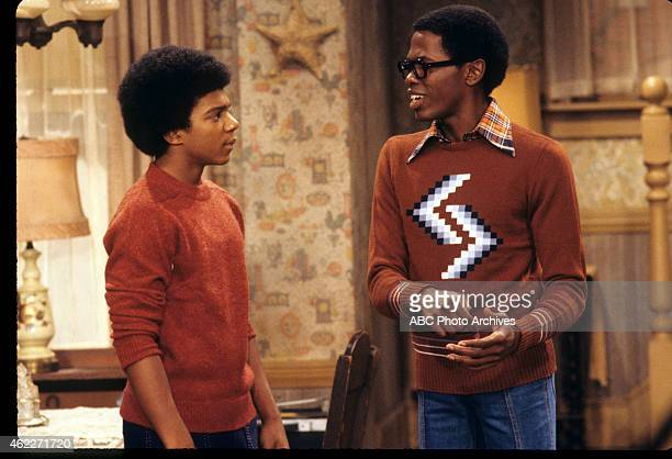"Speak for Yourself, Dwayne"" - Airdate: November 27, 1976. L-R: HAYWOOD NELSON;ERNEST THOMAS"