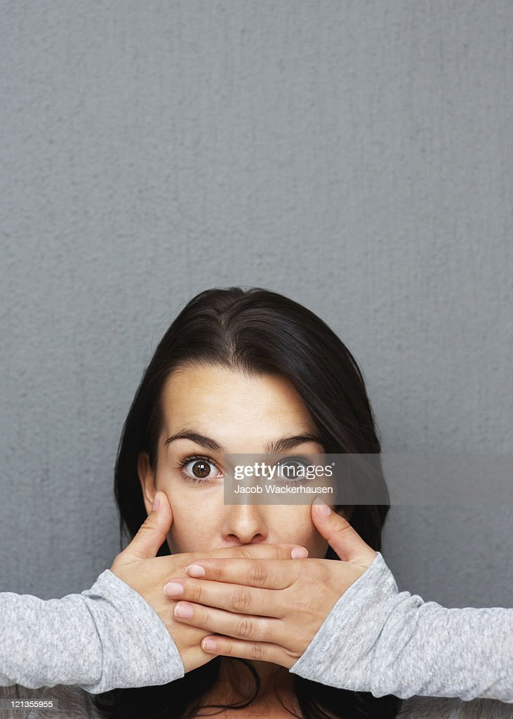 Speak no Evil : Stock Photo