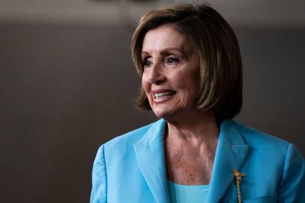 DC: Speaker Pelosi Holds Weekly Media Availability