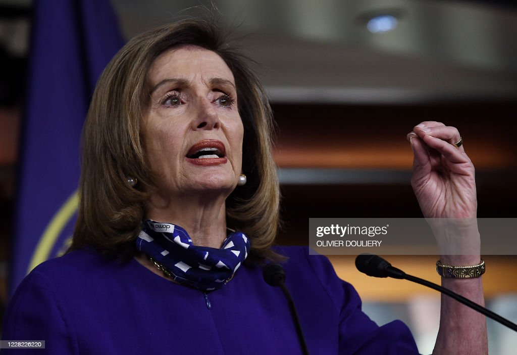 US-POLITICS-PELOSI : News Photo