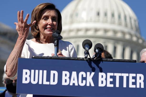 DC: House Democrats Speak On Build Back Better Legislation During 12-Hour Prayer Vigil